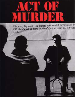 Poster from Act of Murder